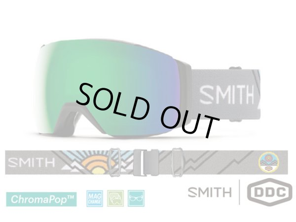 画像1: 20-21 SMITH I/O MAG XL Asian fit Early Goggle【スミス アイオーマグ XL アーリーゴーグル】 (1)