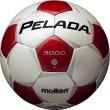 画像2: モルテン サッカーボール 5号球【検定球】ペレーダ3000 (2)